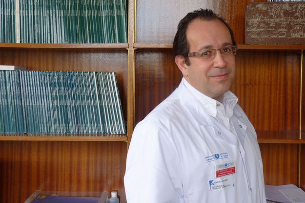 Thierry Bouillet, cancérologue au CHU d'Avicenne, président de la Fédération nationale Cami Sport & Cancer