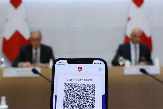 L'obligation du pass sanitaire est étendue en Suisse.