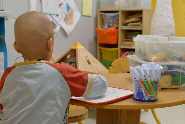 Dimanche 15 février, journée internationale de lutte contre les cancers de l'enfant.