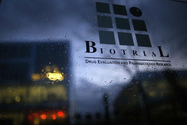 Trois enquêtes sont en cours au laboratoire Biotrial à Rennes.
