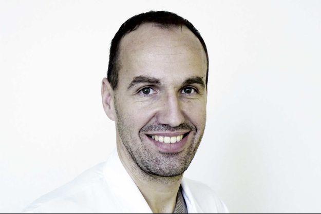 Le Dr Loïc Ysebaert.