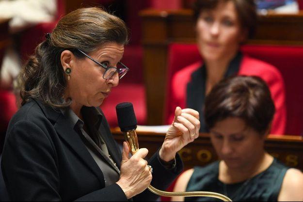 Agnès Buzyn à l'Assemblée nationale