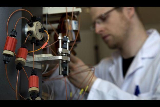 L'entreprise néerlandaise Prosensa, où est développé ce qui pourrait devenir le premier traitement de la myopathie de Duchenne, une maladie rare qui entraîne une dégénérescence musculaire.