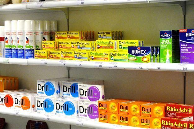 Inefficaces voire dangereux, les médicaments en vente libre sur la sellette.