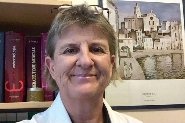 Endocrinologue, directrice du Centre de ménopause au CHU de Toulouse.
