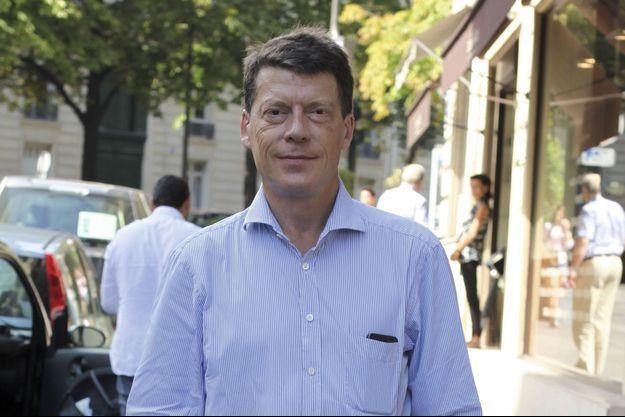Le Dr Laurent Alexandre