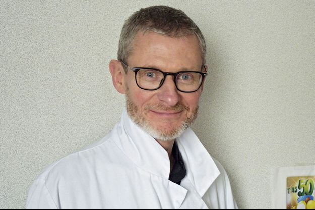 Le Pr Bernard Cortet, rhumatologue