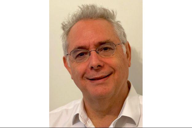Le professeur Bernard Granger, chef de l'unité de psychiatrie à hôpital Cochin-Port-Royal, pavillon Tarnier, Paris XIVe.