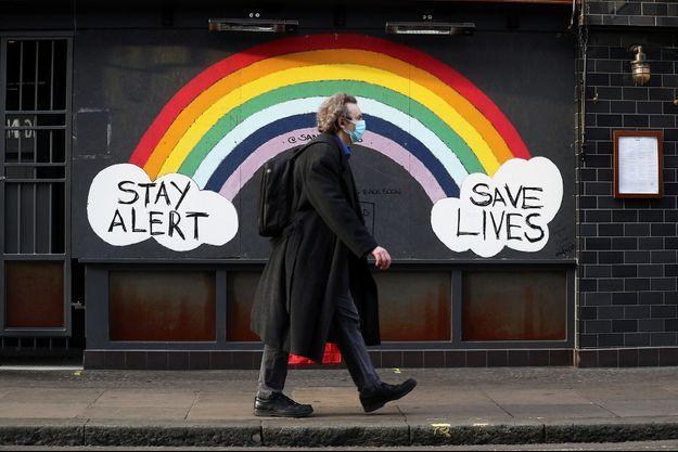 Photo prise à Londres.