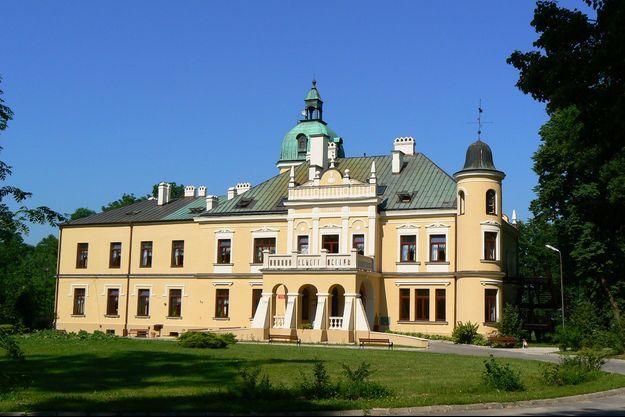 Palais de Ruskie Piaski.