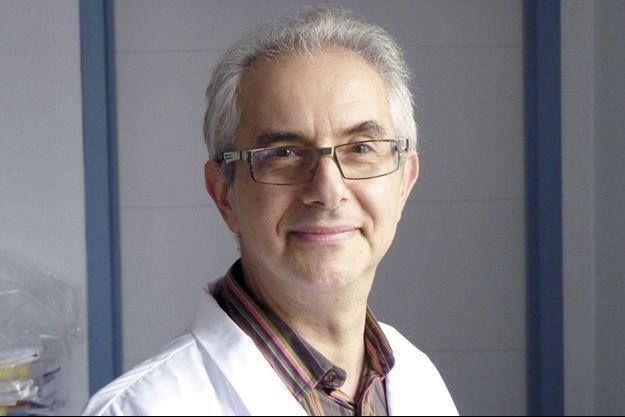 Le Pr Francis Berenbaum, chef du service de rhumatologie à l'hôpital Saint-Antoine (Paris).