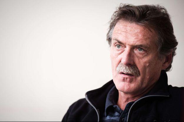 Le professeur Wim Distelmans, président de la Commission fédérale de contrôle et d'évaluation de l'euthanasie, photographié en octobre 2013.