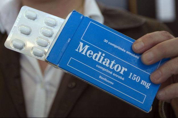 Le médicament Mediator