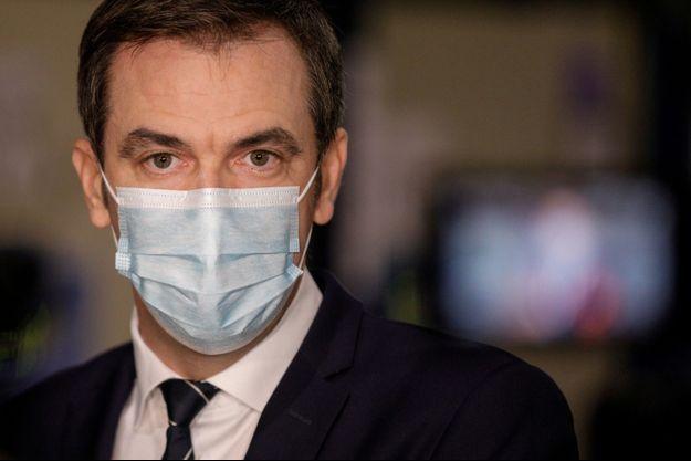 Olivier Véran, le 22 décembre.