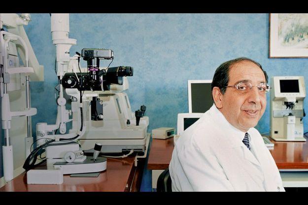 Pr José-Alain Sahel