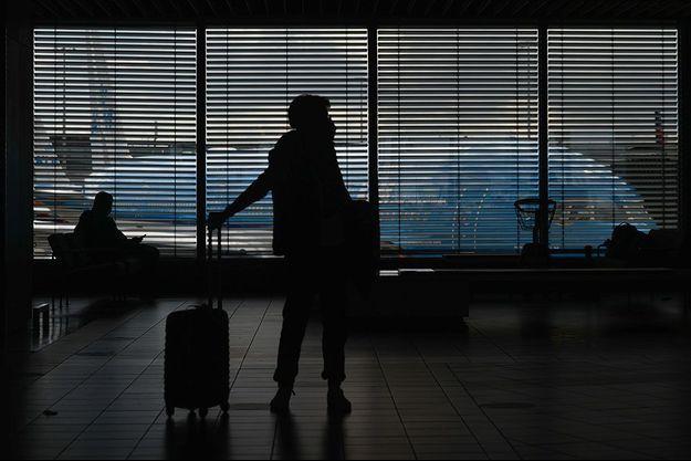 A l'aéroport Schiphol d'Amsterdam, le 6 août dernier.