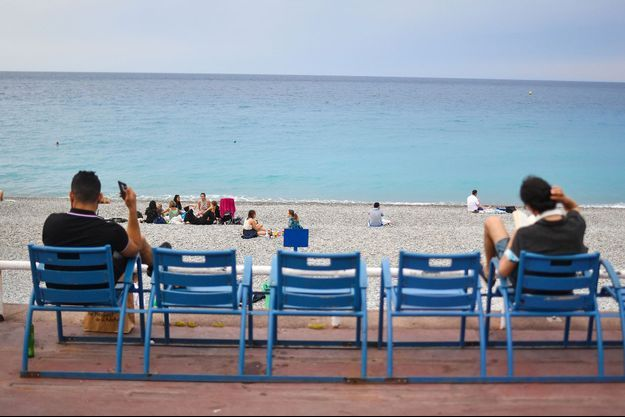 Une vue de la promenade des Anglais, à Nice (image d'illustration).