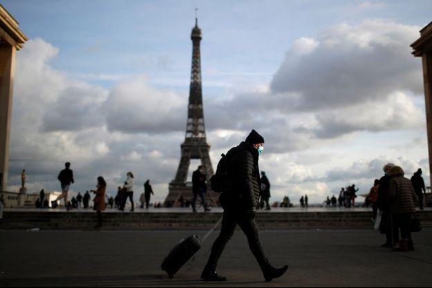 Paris le 22 janvier.
