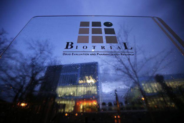 Le laboratoire de Biotrial à Rennes