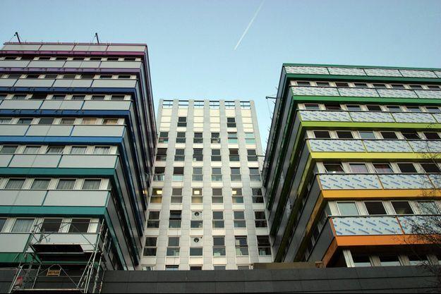 L'hôpital Armand Trousseau, situé dans le XIIème arrondissement de Paris.