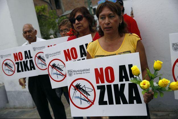 Le virus Zika provoque de plus en plus d'inquiétudes.