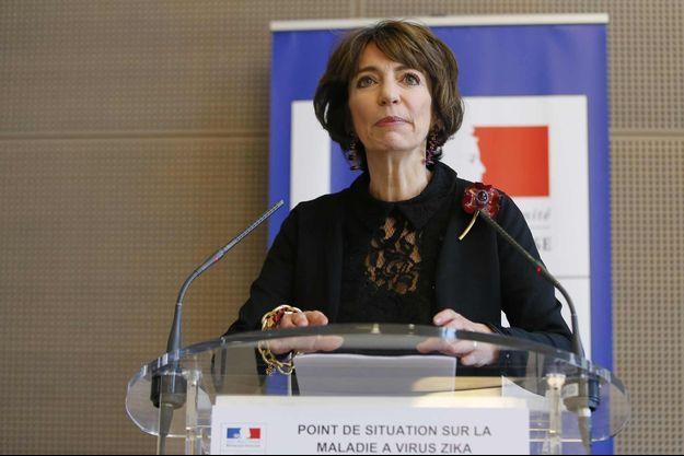La ministre de la Santé française, Marisol Touraine.