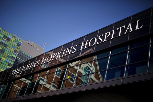 L'hôpital Johns Hopkins de Baltimore (photo d'illustration)