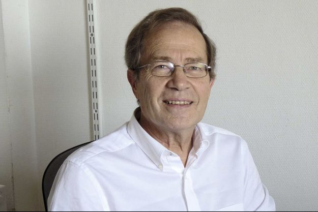 Le Pr Christophe Dupont, pédiatre, chef du service d'explorations digestives et d'allergies alimentaires à l'hôpital Necker.