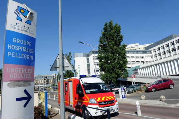 Le CHU de Bordeaux, où la jeune fille est décédée de la rougeole (image d'illustration).