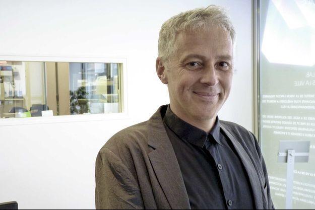 Le Dr Alain Chédotal.