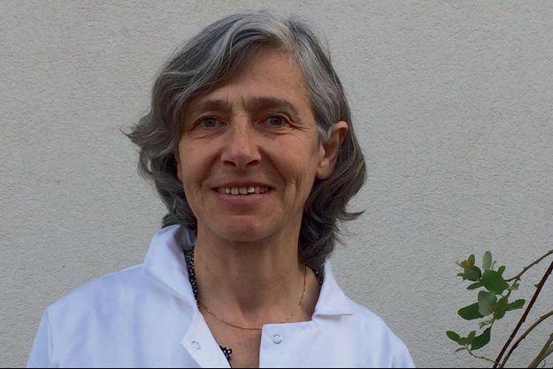 Morgane Bomsel, directrice de recherche au CNRS, Institut Cochin, Paris.