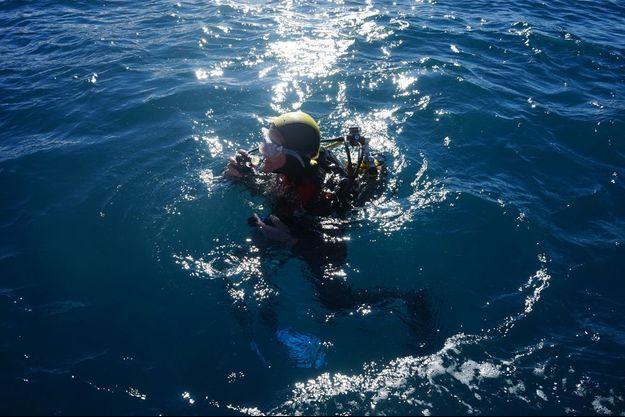 Le projet Oracle, basé en Méditerranée près de Nice, est le fruit d'une collaboration entre intuitifs et archéologues sous-marins.