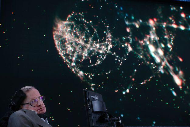 Stephen Hawking starshot