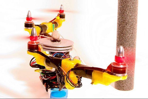 Le robot Quad-Morphing.