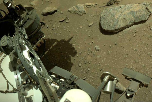 Perseverance est prêt à collecter des échantillons de roches martiennes.