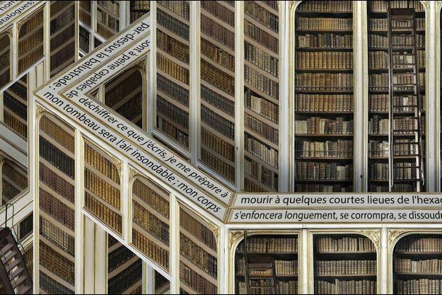 La bibliothèque de Babel est devenue une réalité