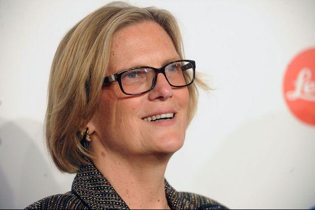 Kathy Sullivan en 2014.