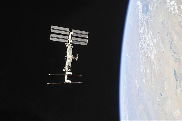 L'ISS.