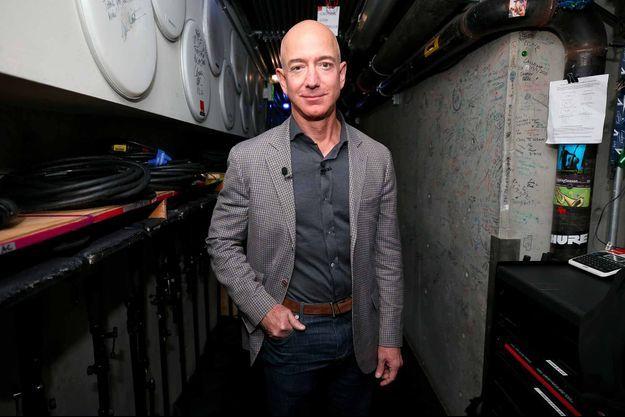 Jeff Bezos, au sommet Wired.
