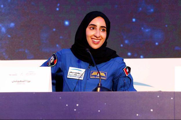 Nora al-Matrouchi.