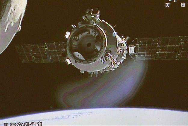 Tiangong-1.