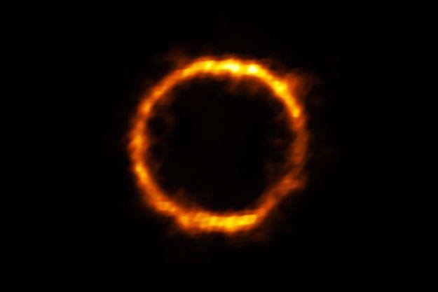 SPT0418-47 est le disque galactique le mieux ordonné observé à ce jour dans l'Univers jeune.