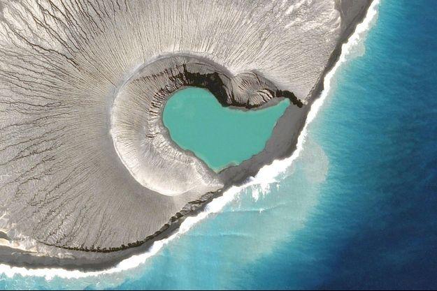 Ile dans l'archipel de Tonga