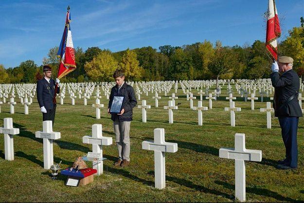 14-18 soldat Leguay