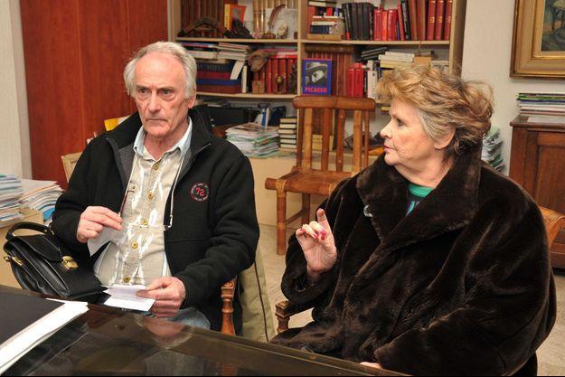 Danielle et Pierre Le Guennec seront jugés pour recel de biens provenant d'un vol.