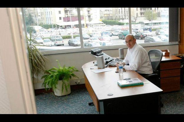 Le directeur de Caterpillar Nicolas Polutnik avait été séquestré par ses employés le 31 mars pendant 24 heures.