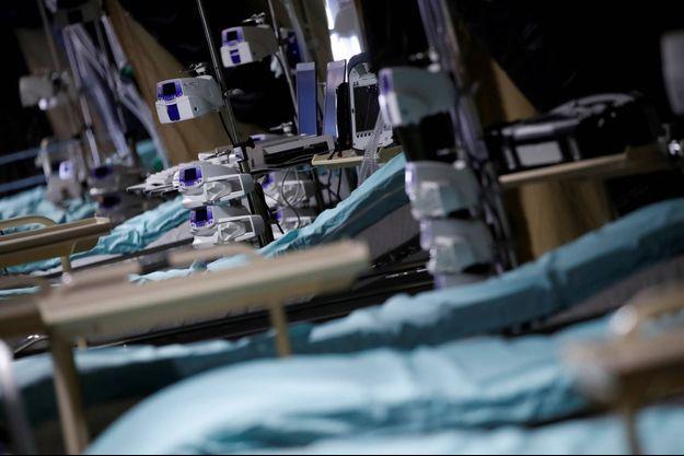 L'hôpital militaire de Mulhouse a réduit sa capacité grâce à l'amélioration de la situation (image d'illustration).