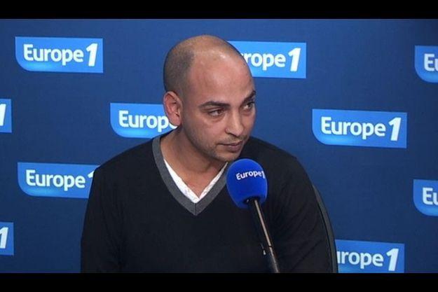 Abdelghani Merah, sur Europe 1