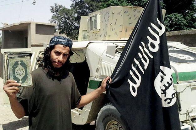 Abdelhamid Abaaoud est soupçonné d'être l'instigateur des attentats de Paris.