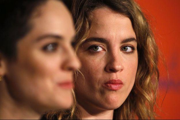 Adèle Haenel en mai dernier au festival de Cannes.